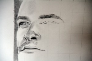 Josh Holloway Drawing